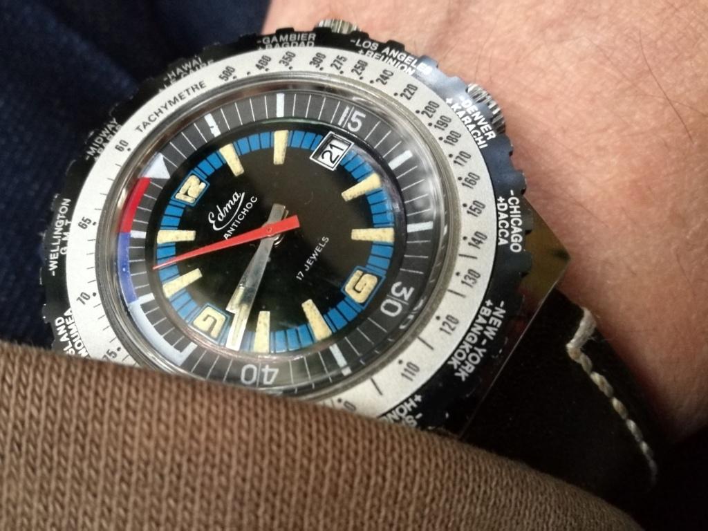 La montre du vendredi, le TGIF watch! - Page 5 Img_2367