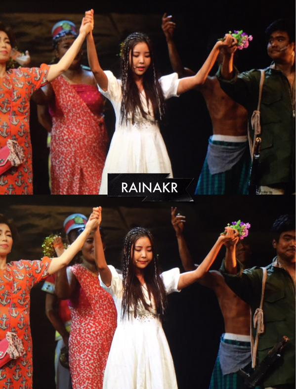 Raina did black face...so what? Ckddkg10