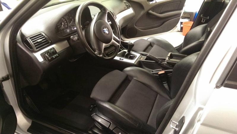 [ BMW E46 320D an 2002 ] Problème airbag volant ( abandonné ) 10562710