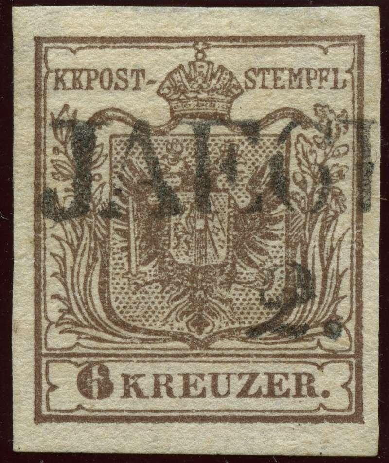 Die erste Österreichische Ausgabe 1850 - Seite 7 Ank_4_11