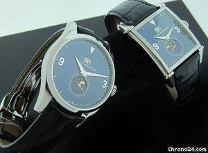 News : Girard-Perregaux 1966 Grande Date et Phases de Lune 19646410