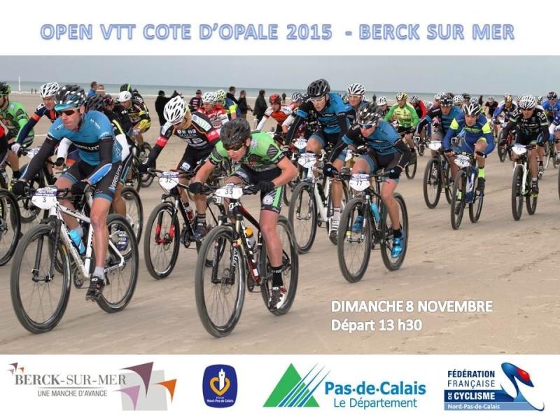9e édition de l'Open VTT Côte d'Opale ( 8 Novembre 2015) 62 Flyer_10