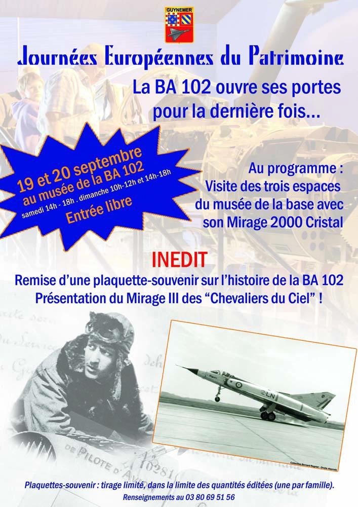 19 & 20 septembre: Journées européennes du patrimoine Base_110