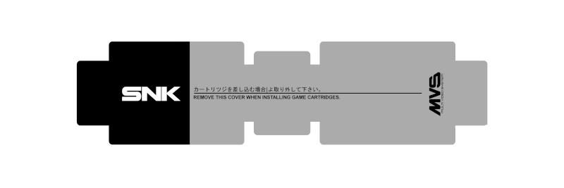 [Terminé] Cache pour ports cartouches slots MV2-4-6 (ou marque page) Scan_s11