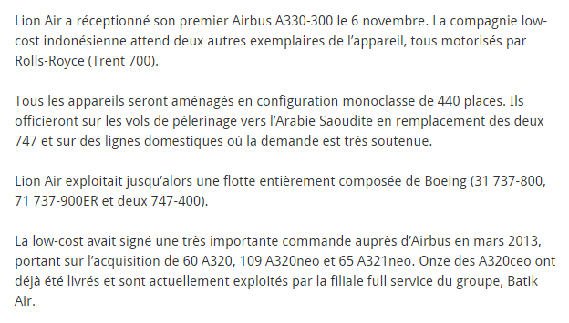 News Aéronautique - Page 7 Lion_210