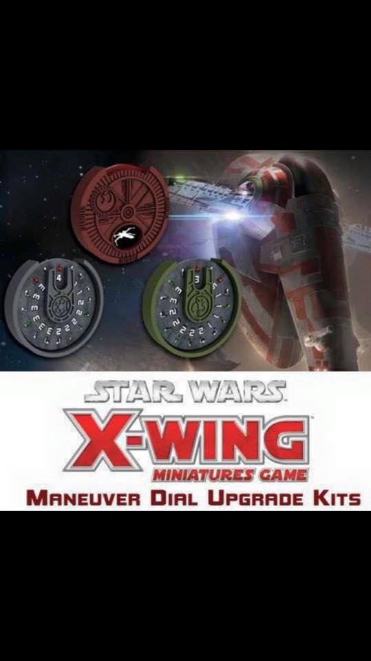 Offizielle X-Wing Dial Upgrades 12140610