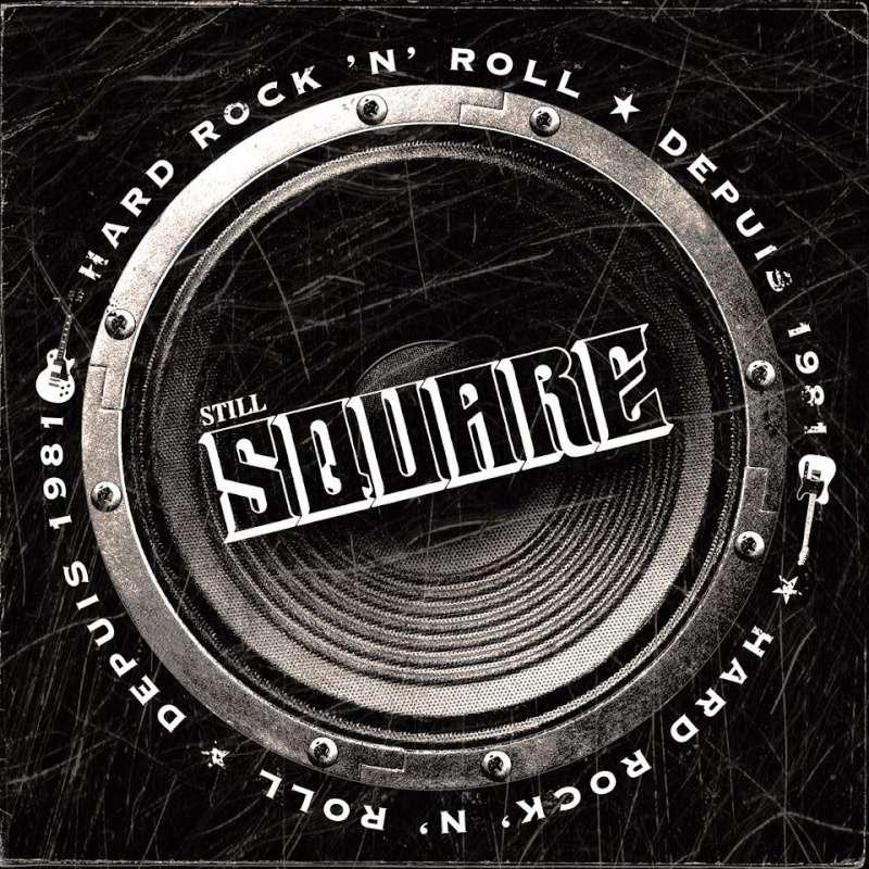 "STILL SQUARE  ""Hard Roc'n'Roll""  (2015) 12189810"