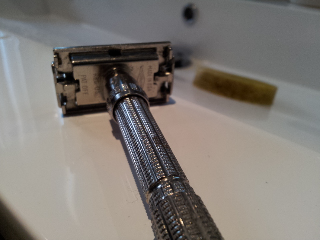 Achat nouveau rasoir et nettoyage ( slim ajustable H4) 20151017
