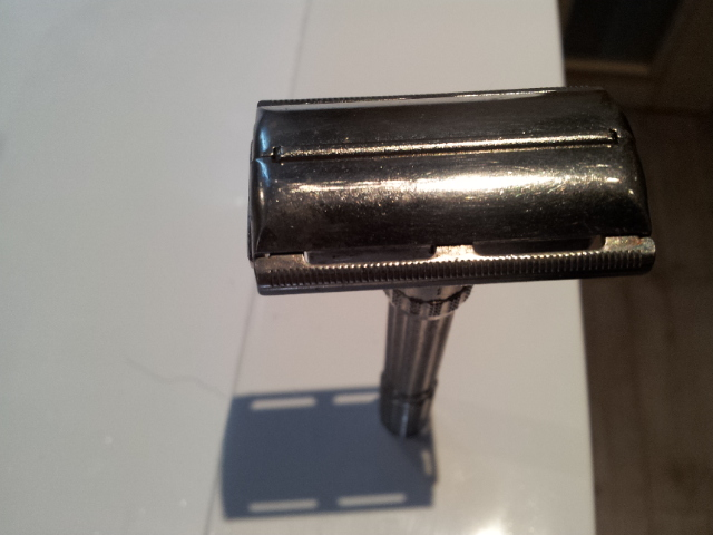 Achat nouveau rasoir et nettoyage ( slim ajustable H4) 20151019