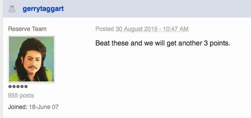 Villa v Leicester  13th September 2015 : match thread Screen10