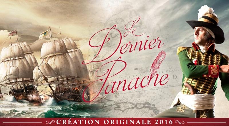 """Puy du Fou : Bande-annonce """"Le Dernier Panache"""" 12113510"""
