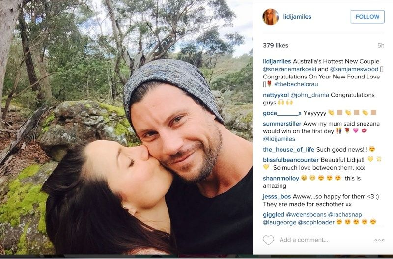 Sam Wood - Snezana Markoski - Bachelor Australia - Season 3 - Fan Forum Screen27