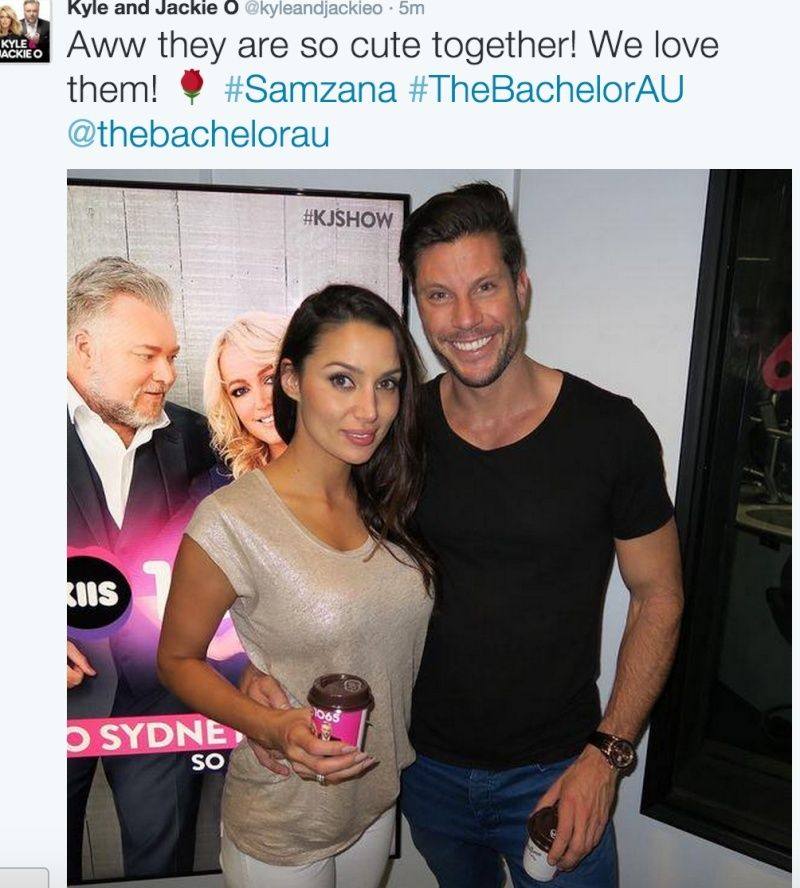 Sam Wood - Snezana Markoski - Bachelor Australia - Season 3 - Fan Forum - Page 2 Screen30