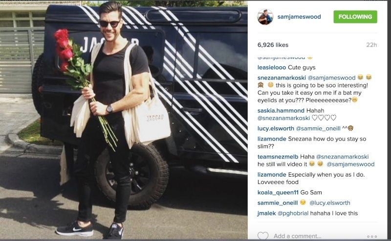 Sam Wood - Snezana Markoski - Bachelor Australia - Season 3 - Fan Forum - Page 13 Screen52