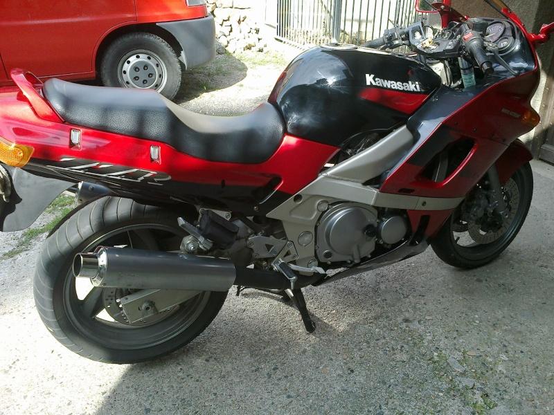 Ma 600 ZZR année 2000 Photo810