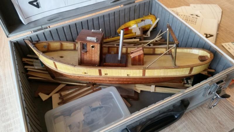 """Schleppnetzfischer """"Mare Nostrum"""" in 1/35 20190411"""