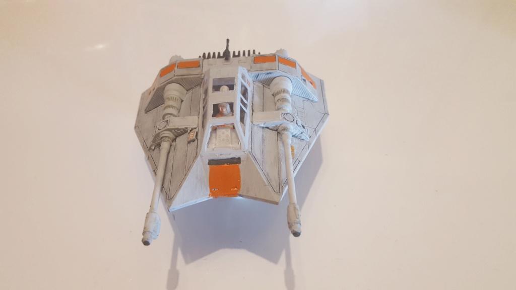 Snow Speeder von Revell 20200365