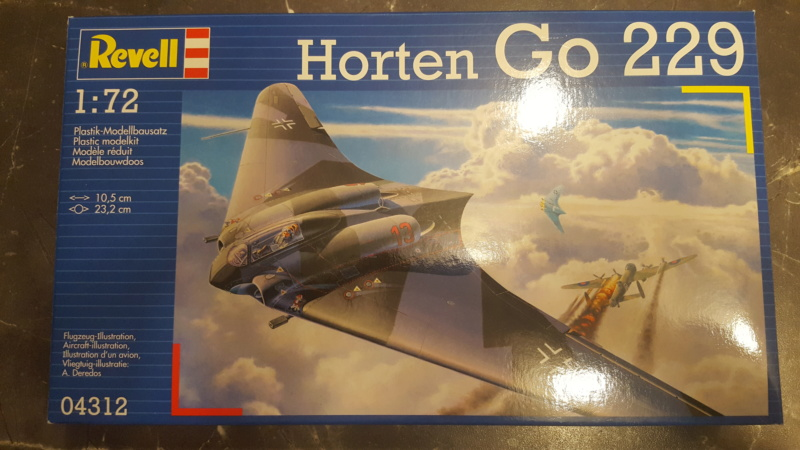 Horten Go 229 20200369