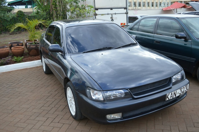 GB's Corolla AE100 SE Limited from Kenya  Mybuil12