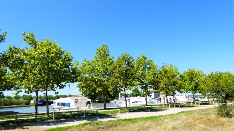 Homps (petit port Minervois) - Aire de stationnement Homps_13