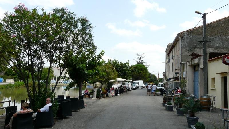 Homps (petit port Minervois) - Aire de stationnement Homps_14