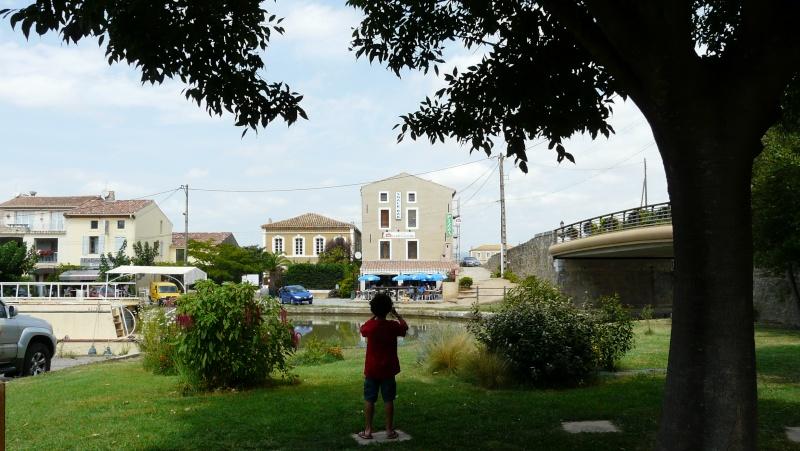 Homps (petit port Minervois) - Aire de stationnement Homps_15