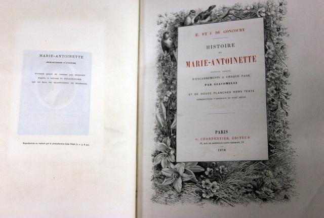 A vendre: livres sur Marie-Antoinette, ses proches et la Révolution - Page 4 10340310