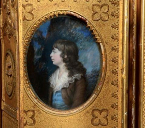 Vente de Souvenirs Historiques - aux enchères plusieurs reliques de la Reine Marie-Antoinette - Page 2 10_rel11