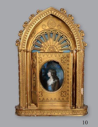 Vente de Souvenirs Historiques - aux enchères plusieurs reliques de la Reine Marie-Antoinette - Page 2 10_rel12