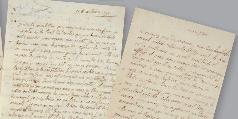 Vente de Souvenirs Historiques - aux enchères plusieurs reliques de la Reine Marie-Antoinette - Page 2 11_let13