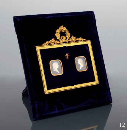 Vente de Souvenirs Historiques - aux enchères plusieurs reliques de la Reine Marie-Antoinette - Page 2 12_mon10
