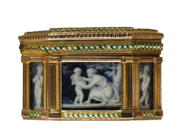 A vendre: meubles et objets divers XVIIIe et Marie Antoinette - Page 3 14417011