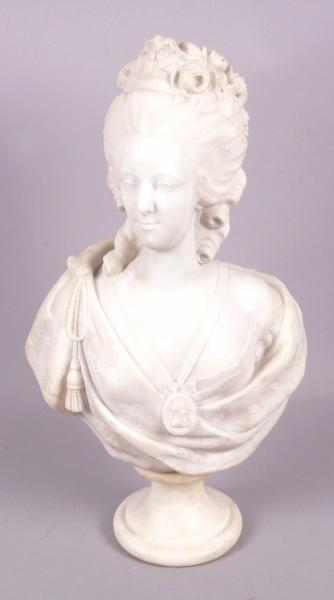 A vendre: bustes Marie Antoinette - Page 3 14456210