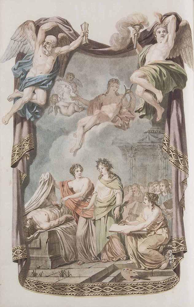 Ecrit et croquis du Médecin Vicq d'Azir 14462010