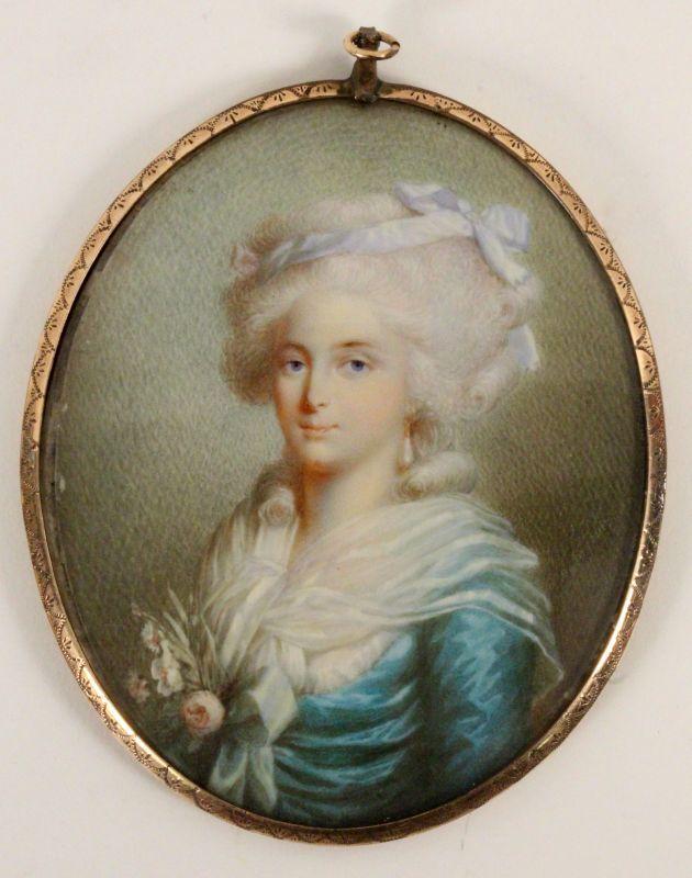 A vendre: miniatures de Marie Antoinette? - Page 3 14464610