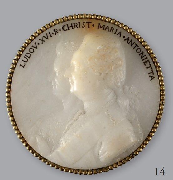 Vente de Souvenirs Historiques - aux enchères plusieurs reliques de la Reine Marie-Antoinette - Page 2 14_cam10