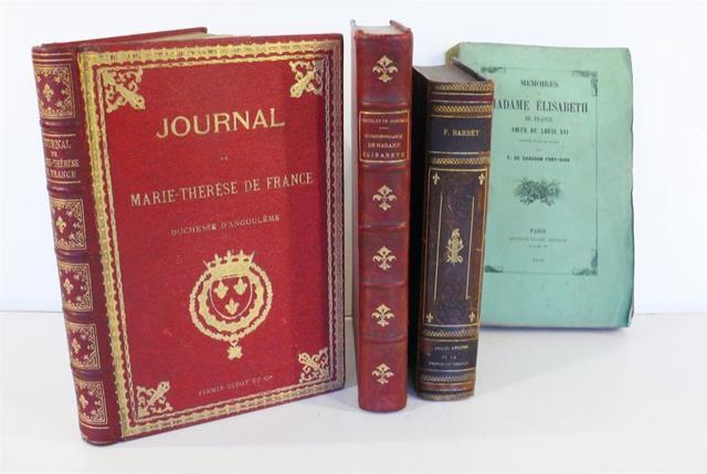 A vendre: livres sur Marie-Antoinette, ses proches et la Révolution - Page 3 15373110