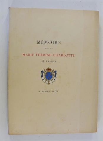 A vendre: livres sur Marie-Antoinette, ses proches et la Révolution - Page 3 15381610