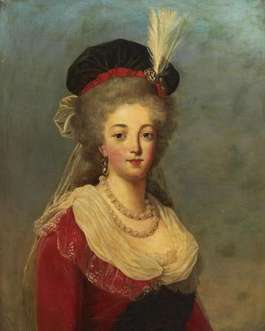 A vendre: tableaux Marie-Antoinette, Versailles et XVIIIe siècle 15592610