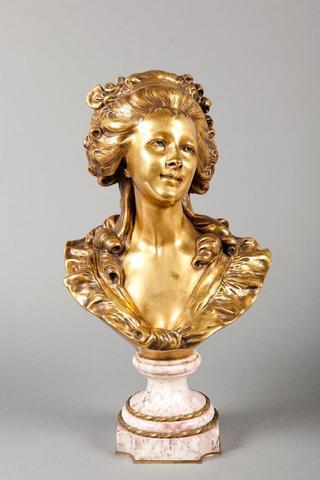 A vendre: bustes de Marie Antoinette? - Page 2 18020410