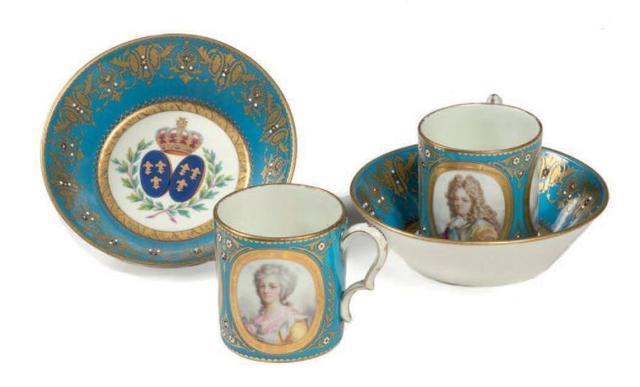 A vendre: meubles et objets divers XVIIIe et Marie Antoinette - Page 4 18195210
