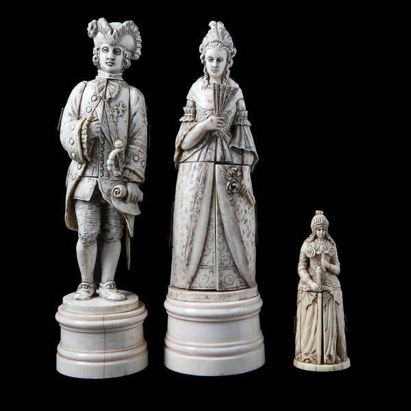 A vendre: Louis XVI et Marie Antoinette - Page 2 49928710
