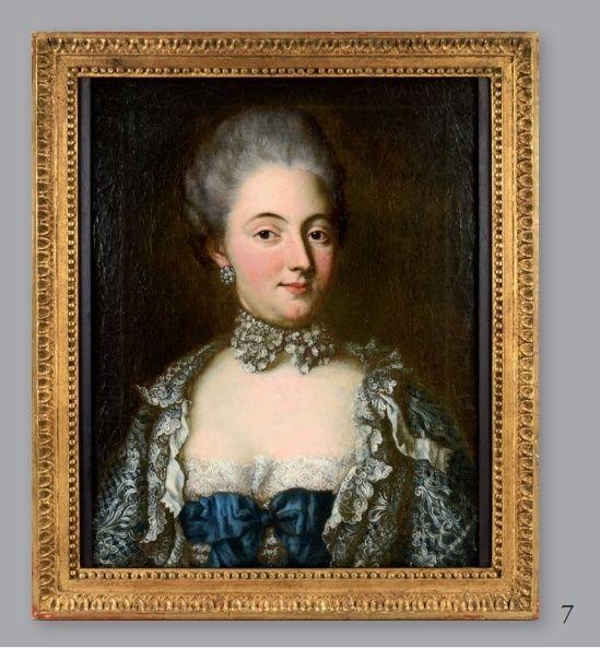 Vente de Souvenirs Historiques - aux enchères plusieurs reliques de la Reine Marie-Antoinette - Page 2 7_port10