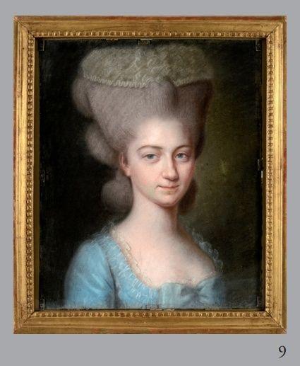 Vente de Souvenirs Historiques - aux enchères plusieurs reliques de la Reine Marie-Antoinette - Page 2 9_lamn10