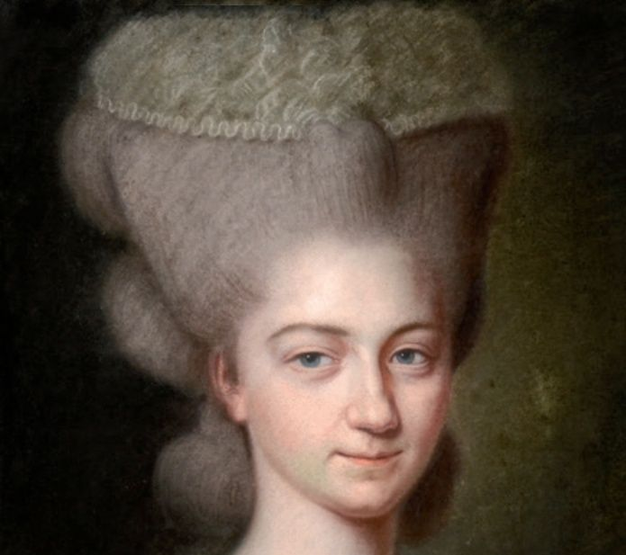 Vente de Souvenirs Historiques - aux enchères plusieurs reliques de la Reine Marie-Antoinette - Page 2 9_lamn11