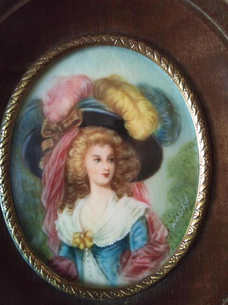 A vendre: miniatures de Marie Antoinette? - Page 3 _5724