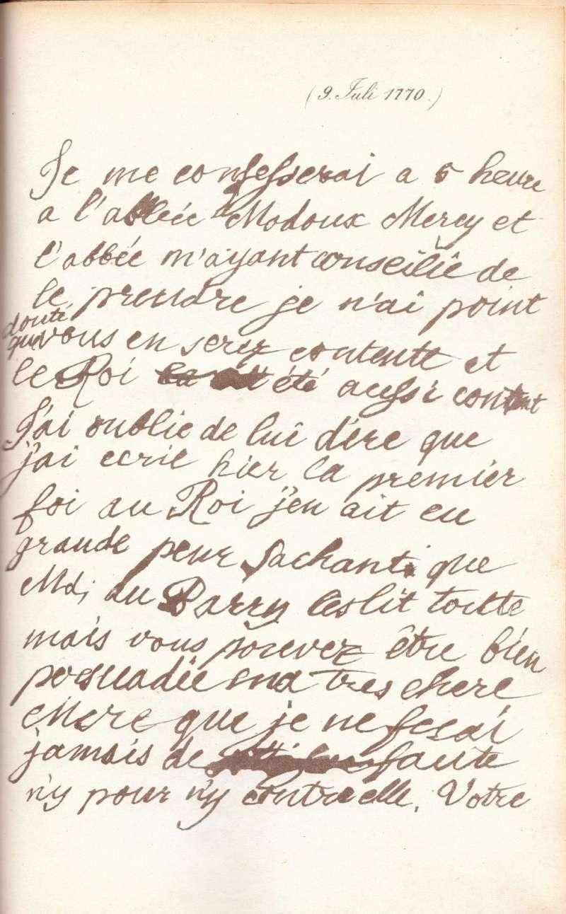 Correspondance entre Marie-Antoinette et sa mère  Zzz10