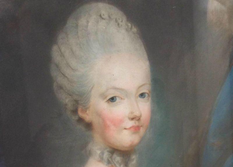 A vendre: portraits de Marie-Antoinette - Page 2 Zzzd11