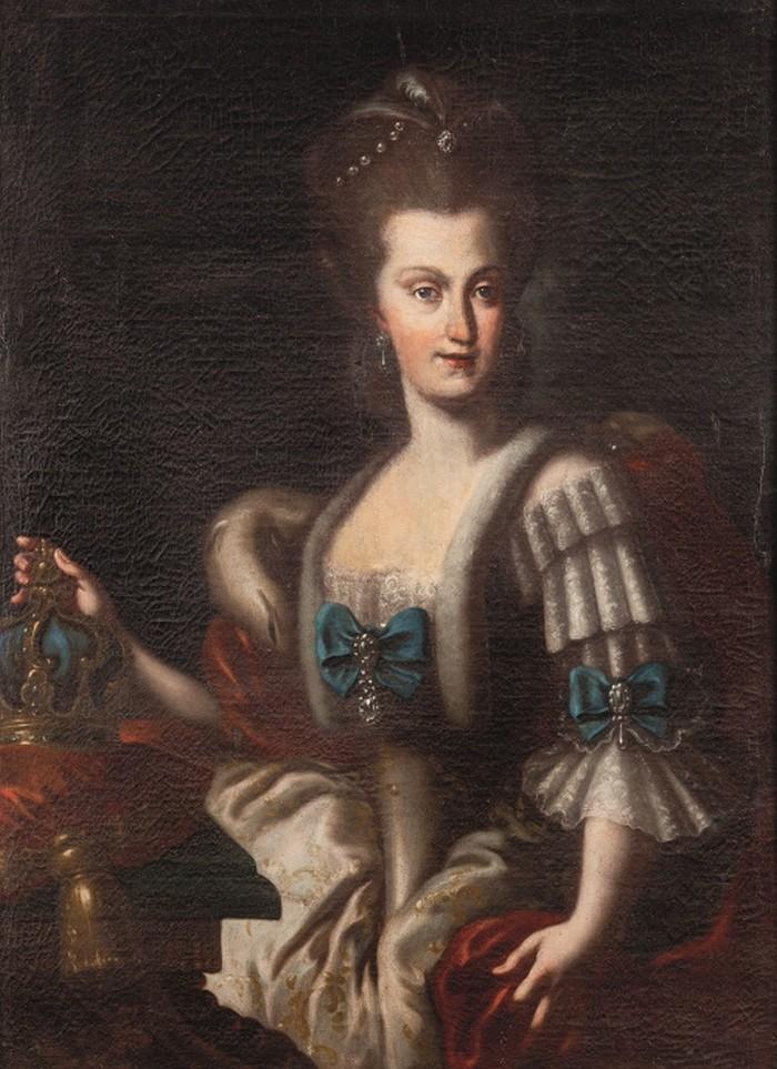 Portraits de Marie-Caroline, Reine de Naples, soeur de Marie-Antoinette Zzzzzz12