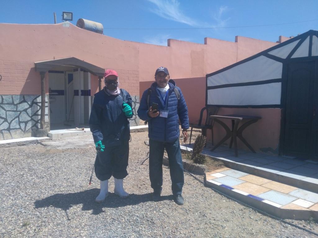 [Maroc Camp/Dernières nouvelles] confinement au camping à Sidi Wassay, au sud d'Agadir, Img_2011